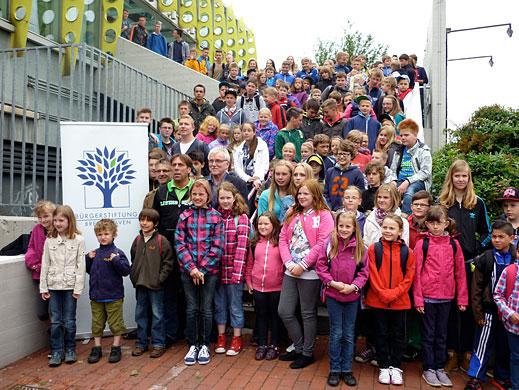 2.500 Euro für die LTS-Ferienfreizeit in Verden vom 29.06. – 12.07.2013