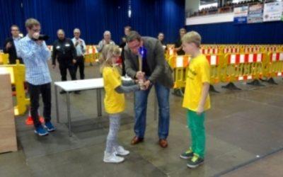 Verkehrssicherheitstage 2014 – Bürgerstiftung Bremerhaven gibt 4.200 Euro für die Bildungs- und Sportveranstaltung zur Förderung der Verkehrstauglichkeit Bremerhavener Schülerinnen und Schüler