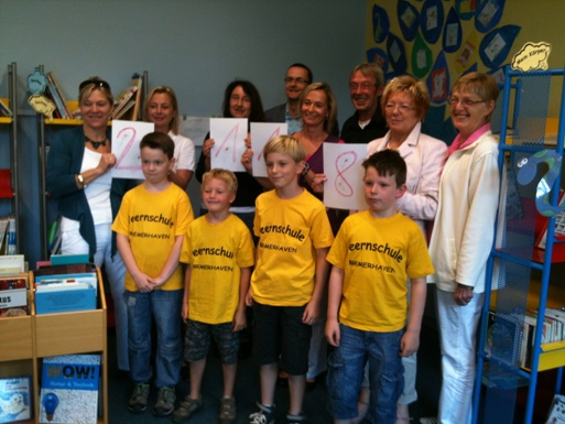 """""""Wir stehen auf!"""" – Laufen gegen Kinderarmut in Bremerhaven"""